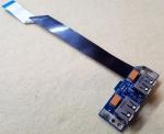 Плата USB ноутбука Toshiba A200