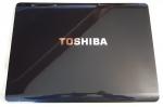 Верхняя крышка ноутбука Toshiba A200; A210; A215