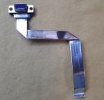 Разъем VGA ноутбука Toshiba A200