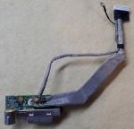 Разъем VGA ноутбука Fujitsu-siemens amilo xi1526