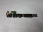 Дочерняя плата USB, Card reader ноутбука Asus F402C