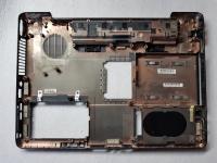 Поддон (нижняя часть) ноутбука Toshiba A200; A210; A215