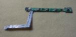 Кнопка старта, включения ноутбука MSI MS-1314 VR321