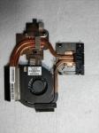 Система охлаждения ноутбука HP Envy DV7-7000